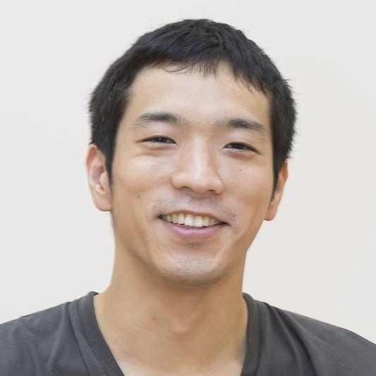 上席研究員 小林 隼人の写真 Portrait of Hayato Kobayashi Senior Chief Researcher