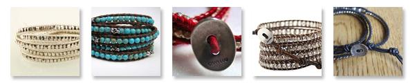 『チャンルー』上品に冒険できるブレスレット