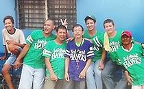 リユースで世界を笑顔に! 鷹ユニが、フィリピン、アフリカへ