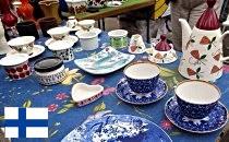 【フィンランド現地取材】毎日開催!オシャレな青空フリマ