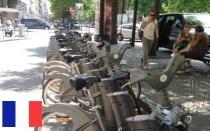【パリ現地取材】量り売りの古着店/自転車は所有からシェアへ