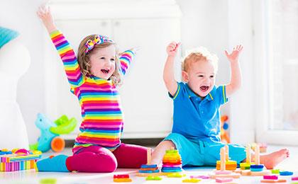 小さな子供が「楽しくお片付け」をする為に、大人がしてあげられる事5つ