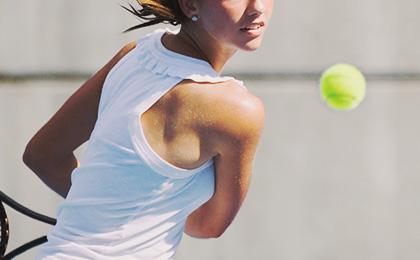 今、テニスが熱い!