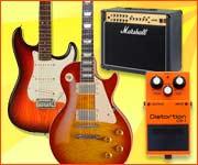 春から始めるエレキギター