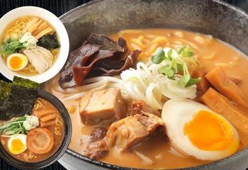 選べる北海道熟成ラーメン・5食セット