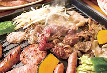 北のジビエ・鹿肉タレ漬け焼肉用220g×3