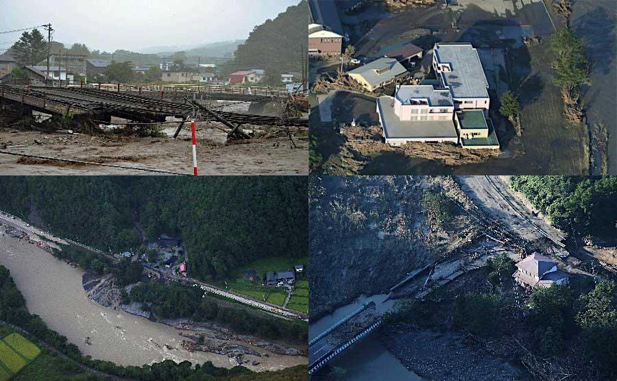 【Yahoo!基金】2016年台風10号被害緊急支援募金