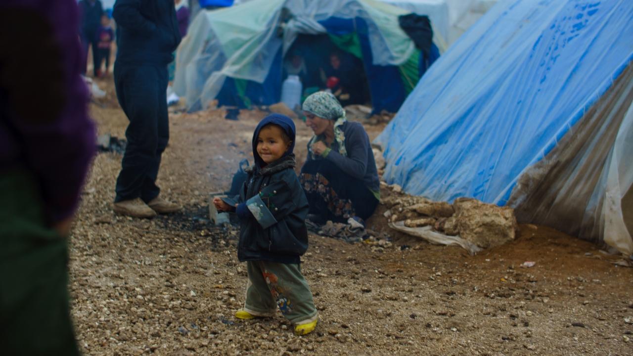 イラク・シリア人道危機対応支援【ジャパン・プラットフォーム】                Facebookコメントで寄付先への応援をお願いします