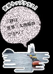 世界トップクラス! 三陸は世界三大漁場のひとつ!
