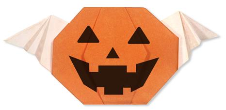 クリスマス 折り紙 折り紙 ハロウィン かぼちゃ : wondernews.yahoo.co.jp
