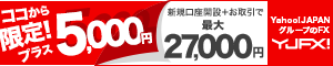 Yahoo!JAPANグループのFX