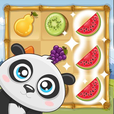パンダの番だ!