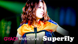 Superfly 『GIVE ME TEN!!!!!』