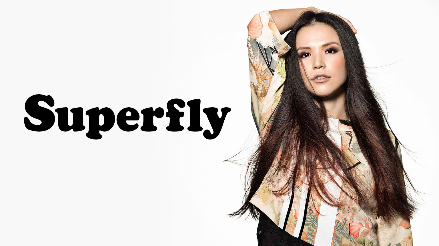 Superfly 「黒い雫」