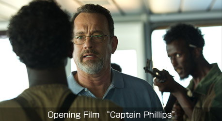 "Opening Film ""Captain Phillips"""