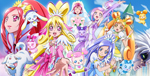 DOKIDOKI! PRETTY CURE THE MOVIE Memories for the Future