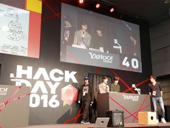 Hack作品プレゼンテーション (24時間ハッカソン)�