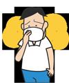 花粉症度チェック