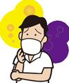 風邪と花粉症の見分け方チェック