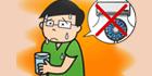 脱水症状危険度チェック。質問に答えると脱水症状の危険度を診断できます。