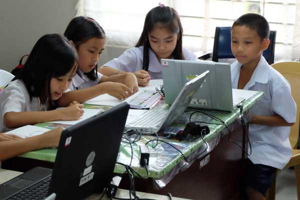 Class for Everyoneがフィリピンで取り組む活動の様子