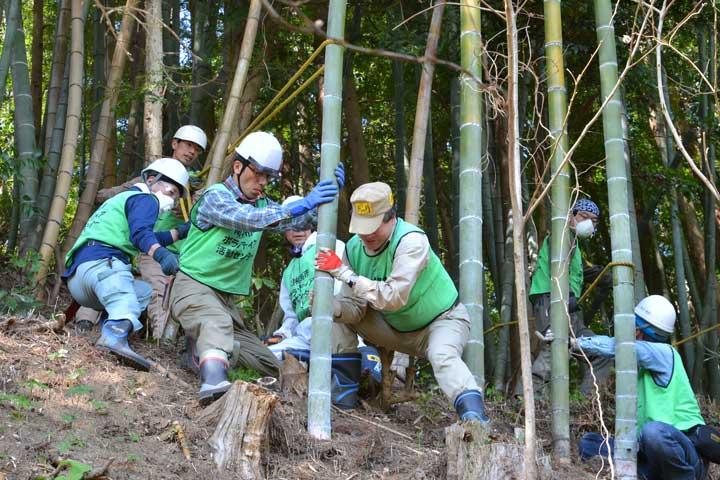 災害復興支援ボランティアネットが取り組む活動