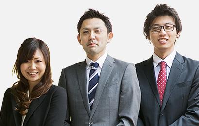 代理店紹介ページ