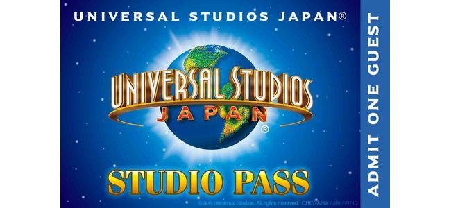 JCB Presents ユニバーサル・スタジオ・ジャパン(R) スタジオ・パス(ペア)プレゼント