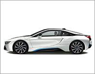 BMW i8 1日モニター