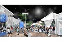明日の街を体験しよう! 主催者テーマ事業 Smart Mobility City 2015 supported by Dunlop
