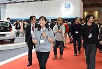 自動車ジャーナリスト(AJAJ)と巡る東京モーターショー