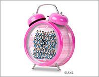 AKB48 Team8メンバー(1名)の音声入り目覚まし時計