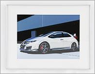 Honda New CIVIC TYPE-R ファイナルレンダリング