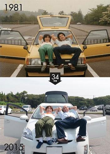 タイムスリップ写真館-車編-