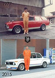 時代を越えて寄り添う人と車の時代アルバム タイムスリップ写真館-車編-