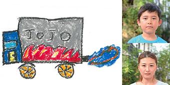 小学生が描く! 大人にオススメする車 パパ、ママ、次はこんな車買って!