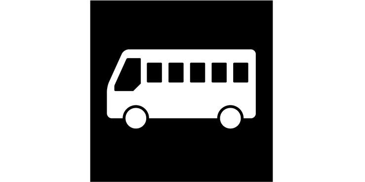 場内シャトルバス、運行!