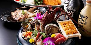 和食料理の写真