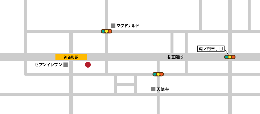 東京・神谷町