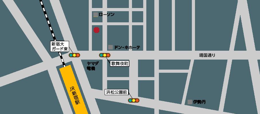 東京・新宿