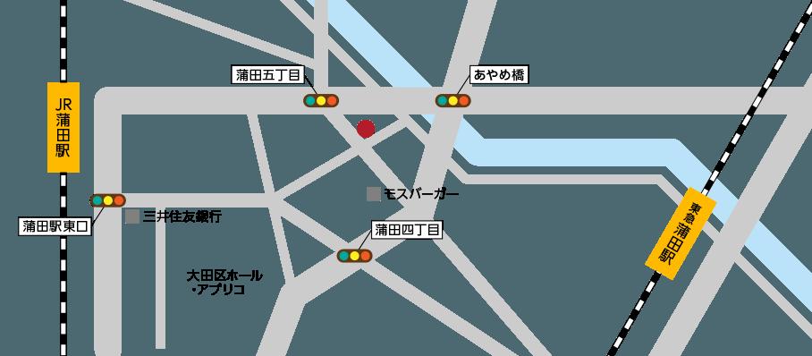 東京・蒲田