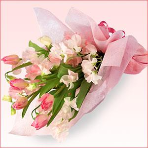 誕生日や春のお祝いにはやっぱり花
