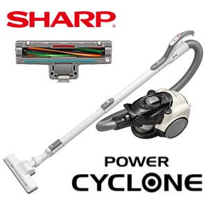 シャープ 掃除機 EC-CT12-C