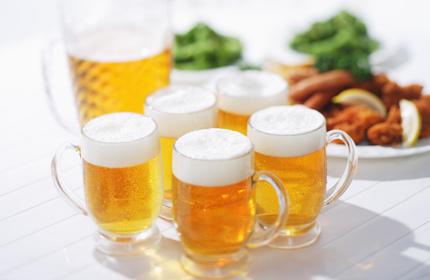 お酒(ビール、焼酎、ウイスキーなど)