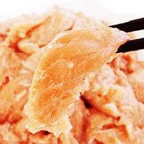 脂とろ~りな口当たりで最高においしい炙りサーモンのハラス♪