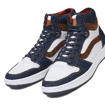 VANS RESOLUTION2 V2041HI SLD DNM F13 BLUE