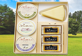 富良野チーズ工房セット