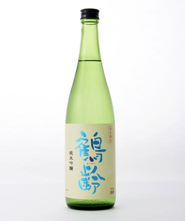 鶴齢 純米吟醸酒