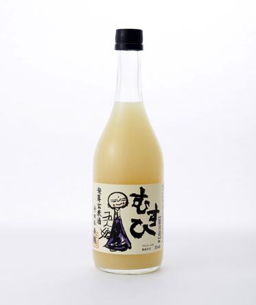 発芽玄米酒 むすひ