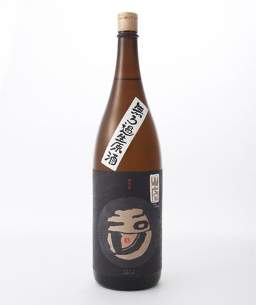 玉川 自然仕込 純米酒 (山廃)無濾過生原酒 白ラベル